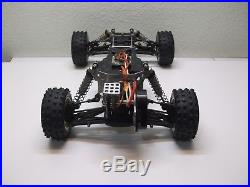 VTG Kyosho Optima 4WD buggy 1/10th scale