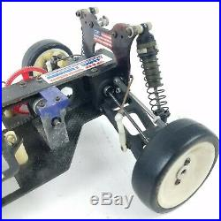 VTG Yokomo Works 94 YZ10 4WD Belt-Drive Super Fighter Buggy Rolling Chassis