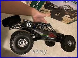 Vaterra Twin Hammers 1.9 Rock Racer RTR 1/10 scale VTR03000 Vtg Remote Control