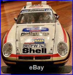 Vintage 1/12 Tamiya Porsche 959 Toyota Celica Gr. B