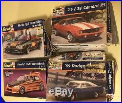 Vintage Parts Cars Plastic