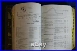 Vintage 1929-1949 Chevrolet Master Parts Catalog Book Hard Binder Auto Truck GM