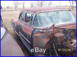 Vintage 1955 Packard Parts Car