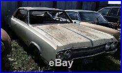 Vintage Parts Cars | cutlass