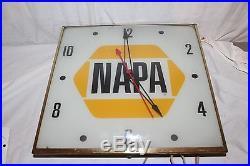 Vintage Parts Cars | Vintage 1972 Napa Car Parts Store Gas Oil 15