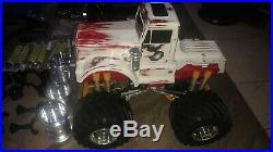 Vintage 1987 Tamiya Clodbuster RC Truck