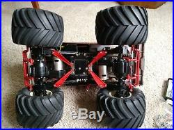 Vintage 1987 Tamiya Clodbuster RC Truck RTR COMPLETE