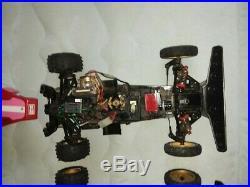 Vintage Kyosho IF323 Front Bumper MP777  NIP NOS
