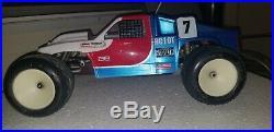 Vintage 1993 #7035 Team Car Rc10t Stadium Truck Drove Twice Super Nice Truck