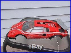 vintage parts cars vintage 70 s tamiya 1 12 lamborghini. Black Bedroom Furniture Sets. Home Design Ideas