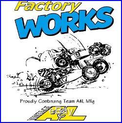 Vintage A&L Pro Trailing Arm Conversion for Associated RC10 6 Gear- read