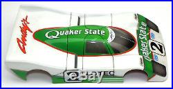Vintage Andy's RC Pan Car 1/12the scale Body From the Catalog, Quaker State
