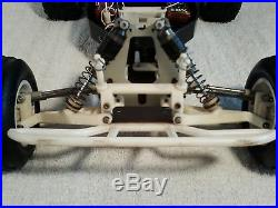 Vintage Associated RC10T with Lots Of Spare Parts