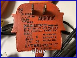 Vintage Aurora A/FX Slot car body/Parts lot