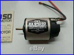 Vintage Brushed Motor Tamiya RX-540 SD Technituned