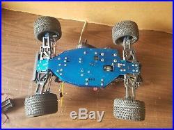Vintage Duratrax Maximum ST Pro RC Car for parts TORQ 16 Untested Nitro