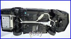 Vintage For Parts 118 Knight Rider KITT Pontiac Trans Am Toy Car Hoff Haselhoff