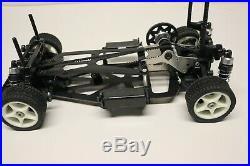 Vintage HPI Mini RS4 Electric Roller
