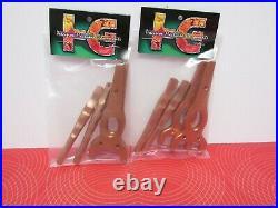 Vintage Hammad Ghuman HG Rare Ultimate Alloy A-Arm Set Traxxas T-Maxx E-Maxx New
