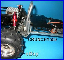Vintage Kyosho Cox Tomahawk Buggy Roller RC part