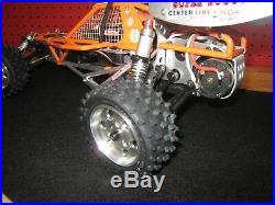 Vintage Kyosho Javelin/Optima 4WD/ RTR / Alloy wheels