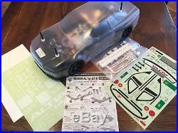 Vintage Kyosho Landmax Nissan Skyline GT-R 1/8 Scale OS FS-40s-cx 4 stroke