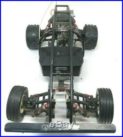 Vintage Kyosho Mint Las Vegas Circuit 2000 Vanning Land Jump Rc Car Parts Nitro