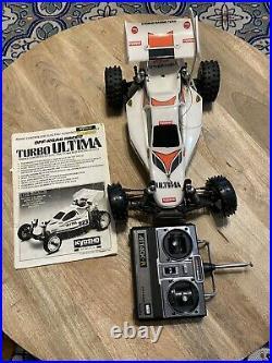 Vintage Kyosho Turbo Ultima