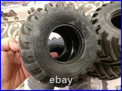 Vintage Kyosho USA 1 Tires Nitro Crusher Monster Truck
