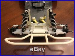 Vintage Losi Jrx2 Project Build New Parts