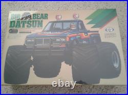 Vintage Marui big bear 1/12 r/c kit / sealed