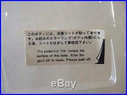 Vintage NIB KYOSHO 1/9.3 FORD GT40 BODY SET PURETEN SPIDER 4WD NOSTALGIC SEARIES