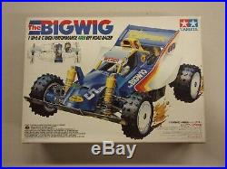 Vintage NIB Tamiya Bigwig Item 58057