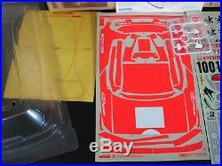 Vintage New Tamiya 1/10 R/C Idemitsu Motion Mugen Civic Body Set # 50490