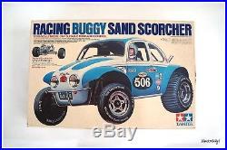 Vintage Nib Tamiya Sand Scorcher 58016