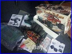 Vintage Ofna Pirate 10 Monster Truck