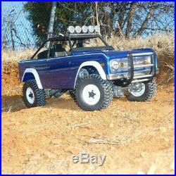 Vintage Original Proline Bronco Cgr Body & Cage Kit 3310-60 Discontinued