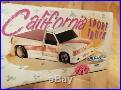 Vintage Parma California sport Truck Rare Rc Pan Truck Roller Rc10