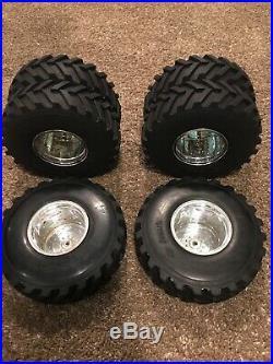 Vintage RARE Imex Dually Wheels Clodbuster Juggernaut Txt-1 Tamiya Crawler