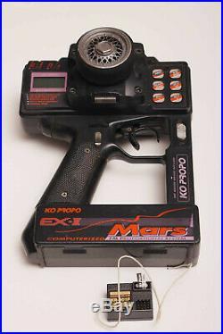 Vintage RC KO Propo Mars EX-1 (VERY RARE)