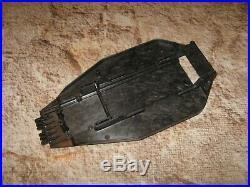 Vintage RC Losi XX Kinwald Graphite Chassis Rare S Marked Short Variant (1) New