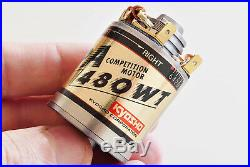 Vintage RC Motor Kyosho SPA 480WT brushed motor NIB in box