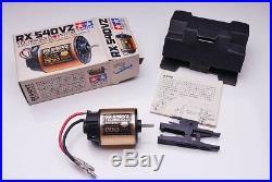 Vintage RC Motor Tamiya Technigold RX-540VZ BOXED (VERY Rare)