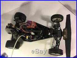 Vintage RC Team Associated RC10 B2 Roller Used with EXTRAS