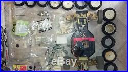 Vintage RC10 Team Associated Huge Parts Only Lot Remote Control Car