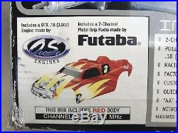 Vintage Rare Duratrax Evader St 1/10 Nitro Stadium Truck New