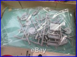 Vintage Strombecker 32 FORD HOT ROD Model Kit Slot Car 1/24 Scale, Sealed Parts