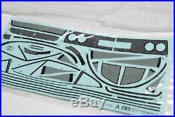 Vintage TAMIYA 1/10 FERRARI F40 body decals rear wing