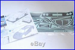 Vintage TAMIYA 1/10 FERRARI F40 body parts set