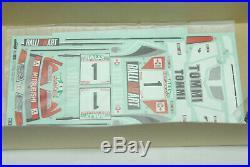 Vintage TAMIYA 50862 1/10 MITSUBISHI LANCER EVOLUTION 6 WRC body parts
